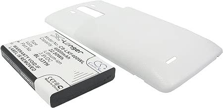 6000mAh Battery for LG D830, D850, D850 LTE, D851, D855, D855 LTE, D855AR, D855K, D855P, F400, G3, LS990, LS990 LTE, VS985