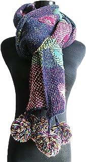 f79911996 Amazon.fr : Pompons - Echarpes / Echarpes et foulards : Vêtements