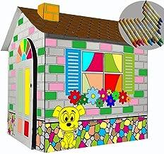 cartoon cottage house