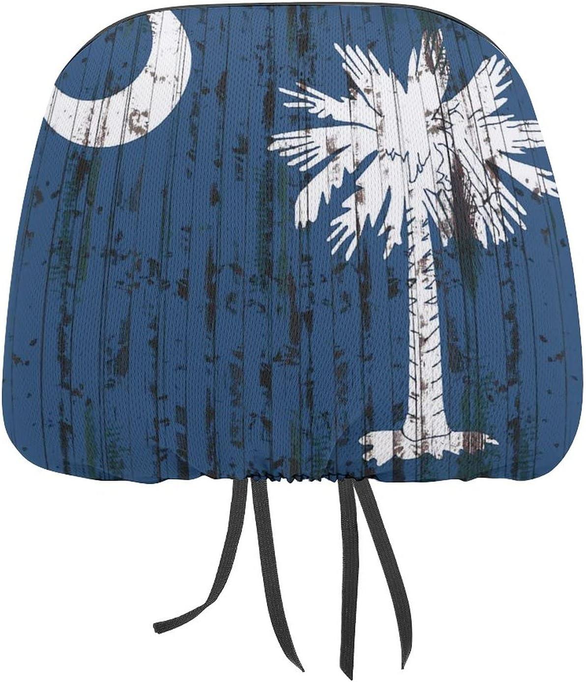 Auto Car Seat Headrest shop Cover Men on Moon Ranking TOP19 Women Wooden Tree Palms