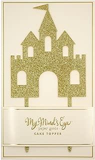 My Mind's Eye Princess Castle Cake Topper