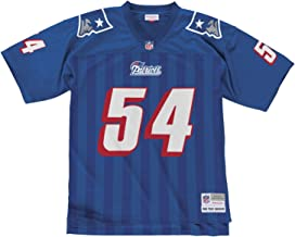 Mitchell & Ness Tedy Bruschi New England Patriots NFL Throwback Premier Jersey