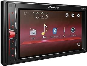 Pioneer MVH-200EX Double Din Bluetooth in-Dash Digital Media Car Stereo (Renewed)