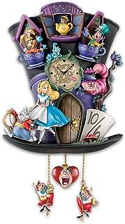 alice in wonderland cuckoo clock