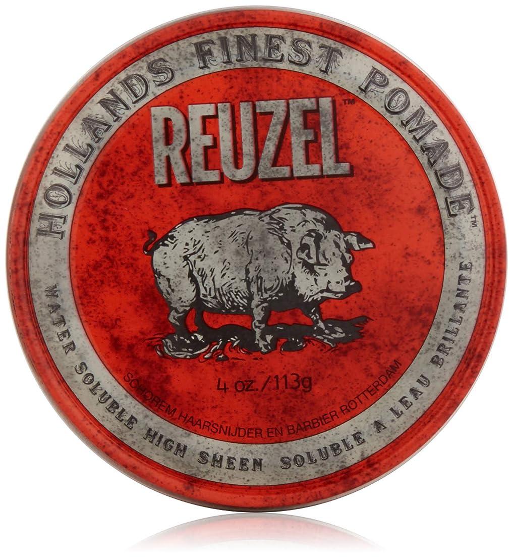 クール調和のとれた方法論Red Hair Pomade 4oz pomade by Reuzel by REUZEL