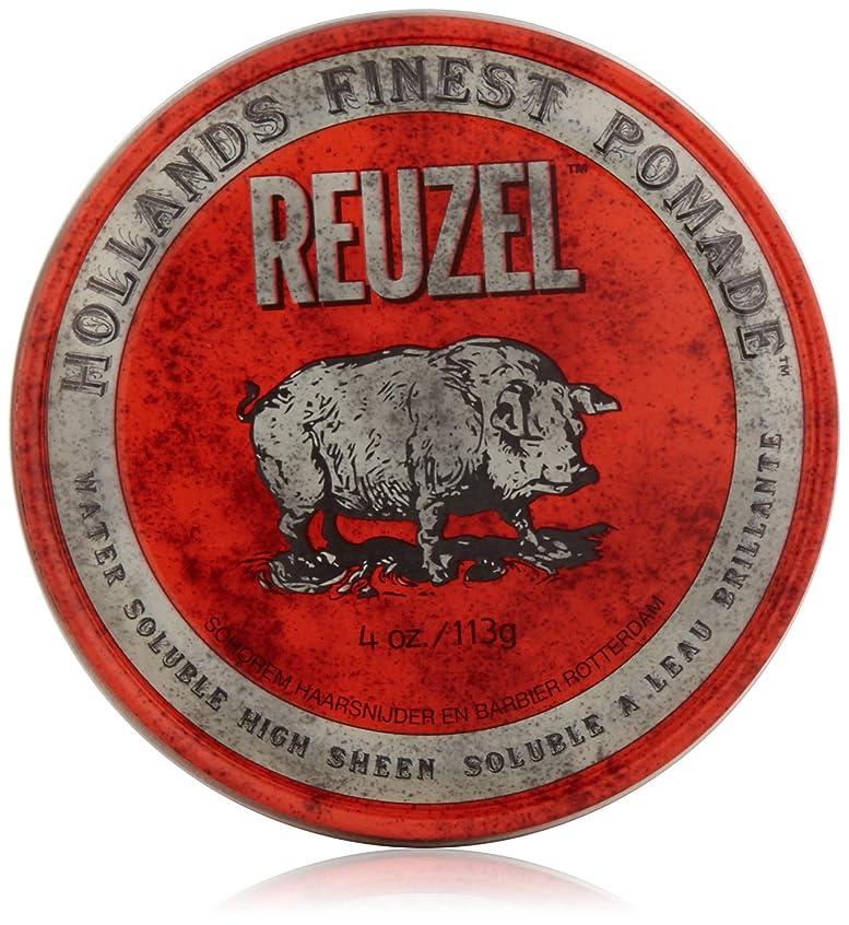 台無しにペック騒乱Red Hair Pomade 4oz pomade by Reuzel by REUZEL