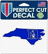 8 Inch Sticker James Madison University JMU Dukes NCAA Name Logo Vinyl Decal Laptop Water Bottle Car Scrapbook