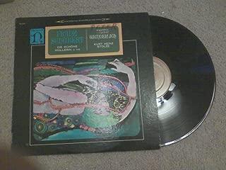 Franz Schubert: Die Schone Mullerin D. 795 / Fritz Wunderlich, Tenor; Kurt Heinz Stolze, Piano (Nonesuch) [Vinyl LP]