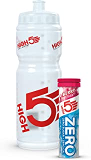 HIGH5 Hydration Starter Kit 750ml Sports Water Bottle With