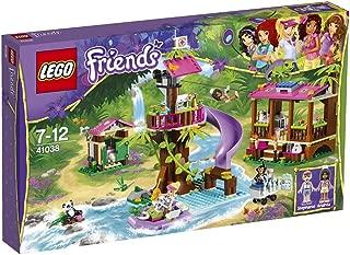 LEGO Friends Jungle Rescue Base Kids Play Building Set w/ Minifigures | 41038