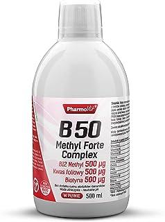 Vitamina B50 METHYL FORTE COMPLEX Líquido 500 ml ***sabor a frutas***