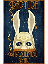 Pearl Shine Rapture Masquerade Ball 1959 Movies Films Poster Gifts for Fan Man Women Poster Home Art Wall Posters [No Framed]