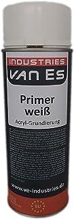 Haftgrund Primer Spray weiss matt 400 ml Spraydose Grundierung