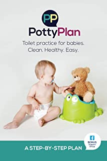Potty Plan: Toilet practice for babies. Clean. Healthy. Easy.