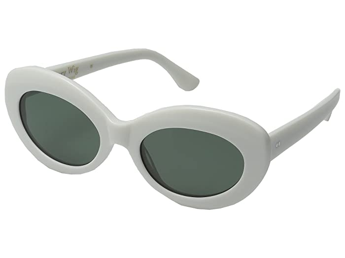 1930s Clothing RAEN Optics Ashtray Peroxide Fashion Sunglasses $150.00 AT vintagedancer.com