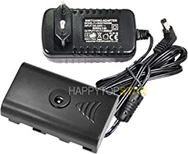 110V/220V AC Adapter Adaptor Power Dummy Battery for Sony NP-F970 F960 F770 F750 F550 for Video Photo LED Pad22 YN300 III Monitor