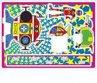 ムテキング_アクリルフィギュア/タツノコオルタナヒーローズ とんでも戦士ムテキング ホットケソーサー メデタイン サイザンス