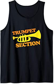 Trumpet section Tank Top