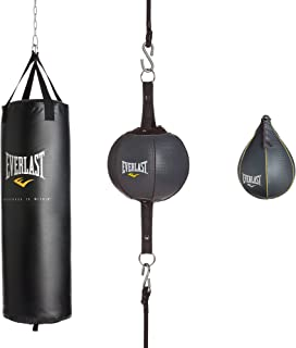 Everlast 3Piece Heavy Bag Kit