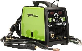 Forney 324 190-Amp MIG/Stick/TIG Multi-Process Welder, 120