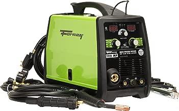 Forney 324 MIG/Stick/TIG 3-in-one 190-Amp Welder, 120/230-Volt