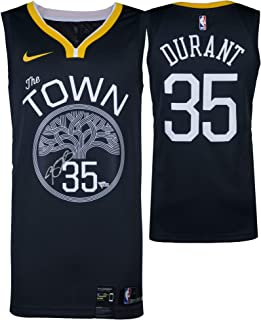 Kevin Durant Golden State Warriors Autographed Charcoal Nike Swingman Jersey  - Panini Authentic - Fanatics Authentic 0aab04c09