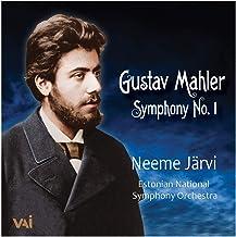 Mahler: Symphony No. 1 / Neeme Järvi