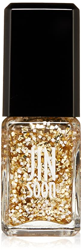 全くリンス一貫性のないJINsoon Nail Lacquer (Toppings) - #Bijou 11ml/0.37oz