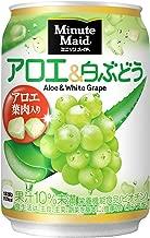 Minute Maid Aloe & amp; white grape 280g ~ 24 this