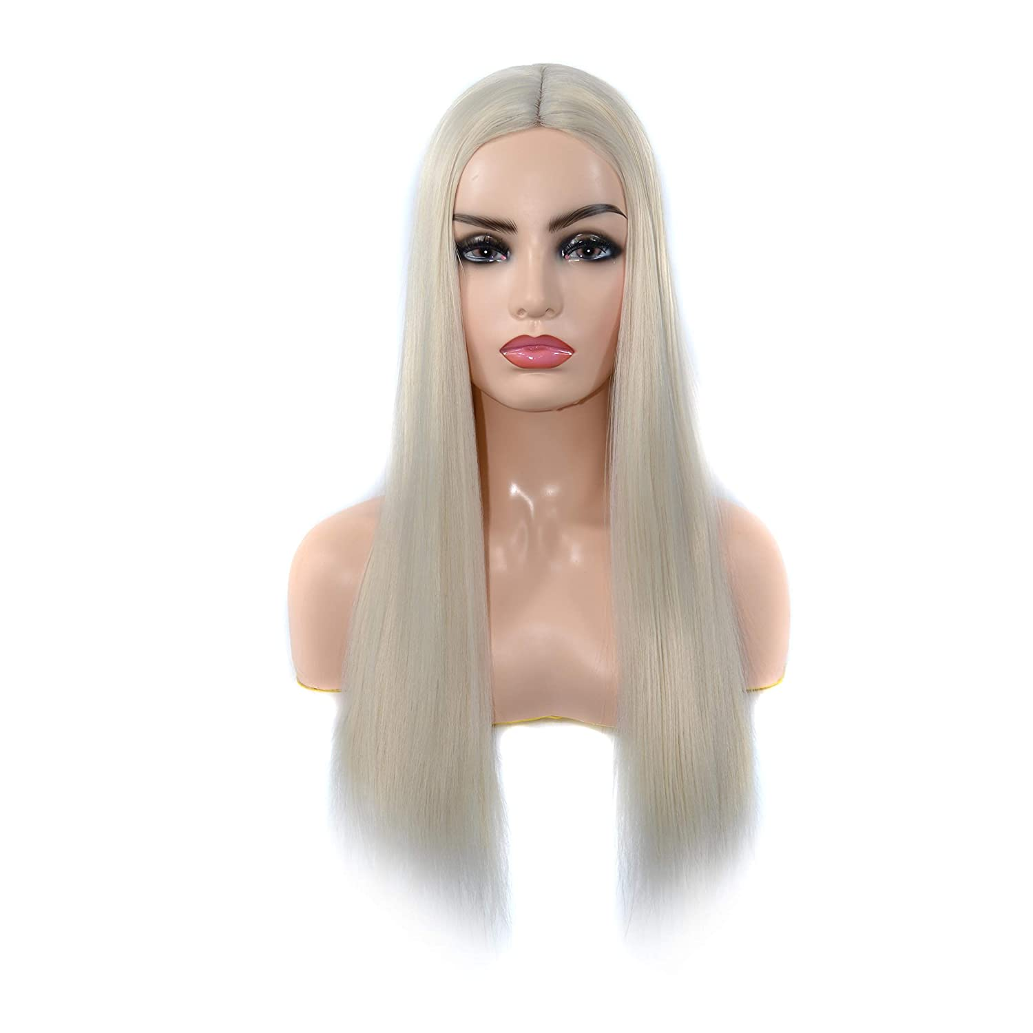 wigs Excellence Hair Long Straight Heat Limited time cheap sale Synthetic Resistant Wigs