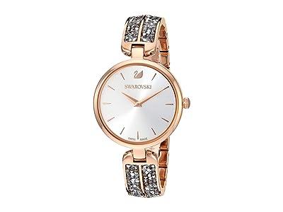 Swarovski Dream Rock Watch Rose Gold Tone (White) Watches
