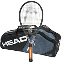 Terrific Intermediate Player Racquet Head Ti.S2 Tennis Racquet Choice of Grip Sizes