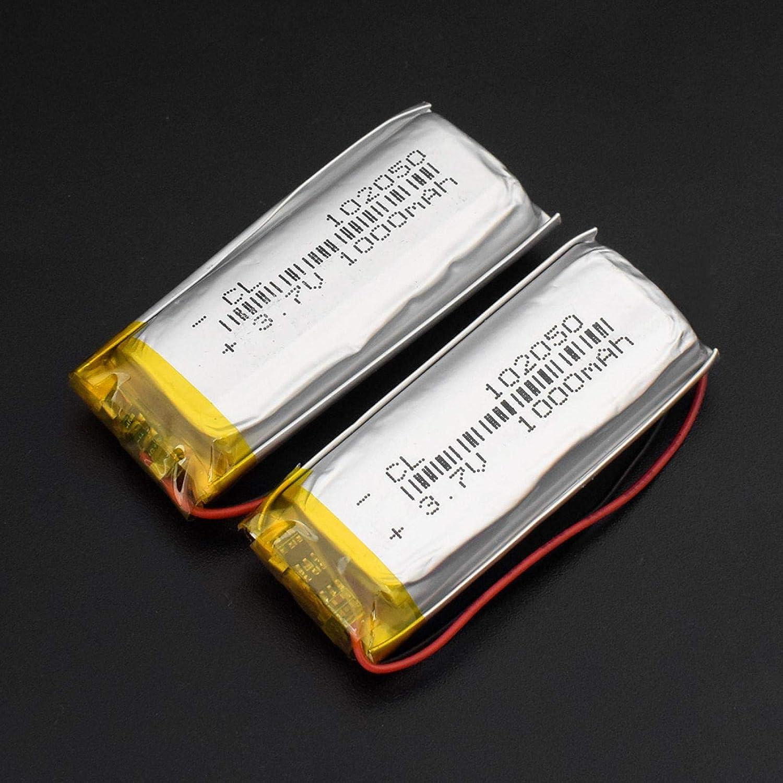 HTRN Cheap sale 102050 3.7v Topics on TV 1000mah Cells Polymer Rechargeabl Li-Po Lithium