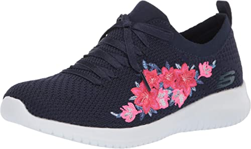 Skechers Ultra Flex-Fresh Pick, Hauszapatos para mujer