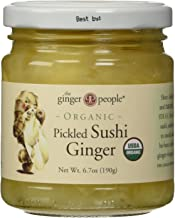 pickled ginger gluten free