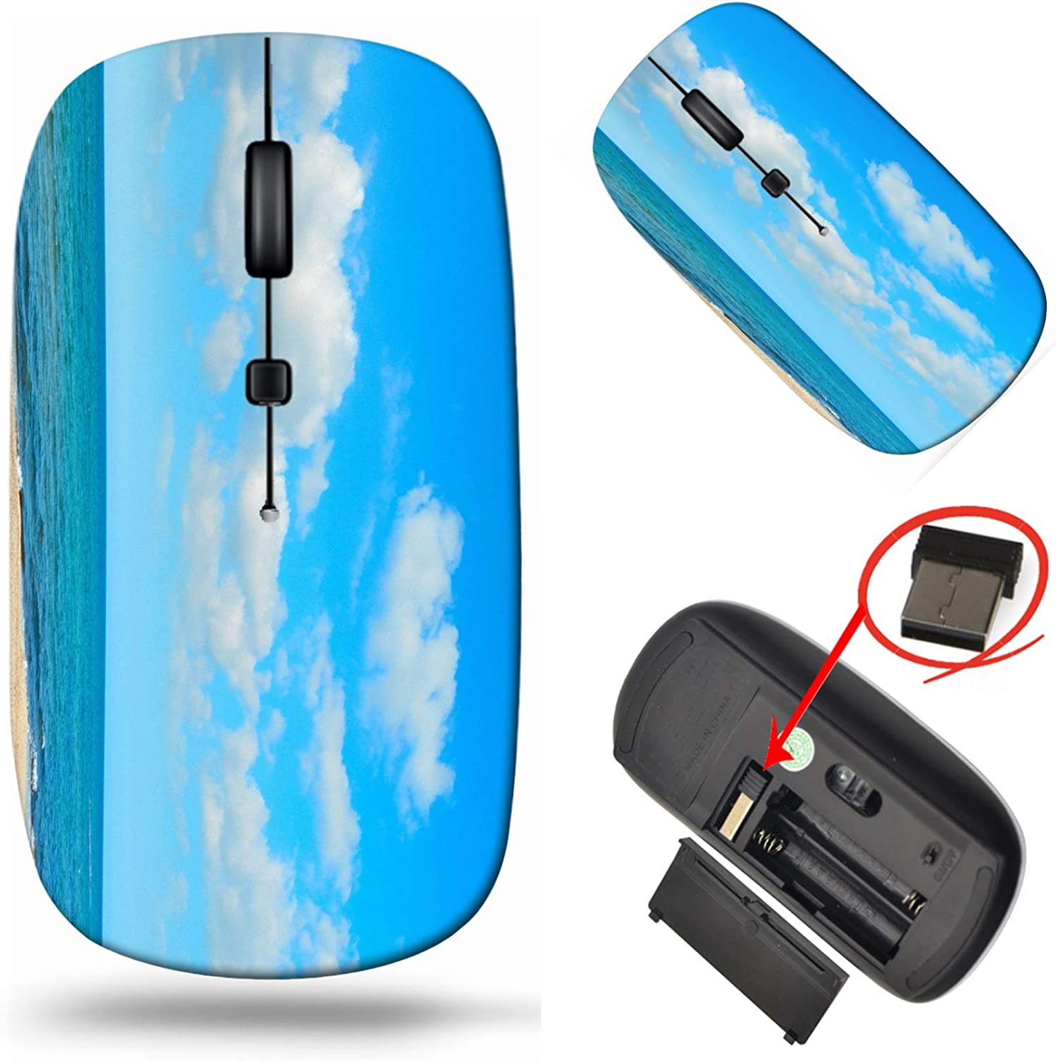 MSD Computer Wireless Mouse Super beauty product restock quality top 2.4G Tra Laptop USB Ranking TOP11