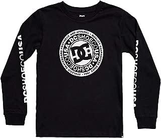 DC Circle Star Long Sleeve T-Shirt