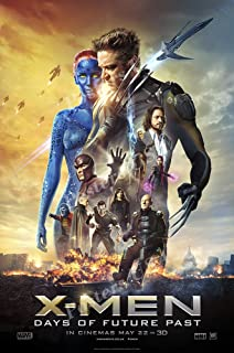 Posters USA - Marvel X-Men Days of Future Past Movie Poster GLOSSY FINISH - FIL308 (24