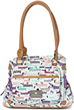 Lily bloom Maggie Satchel Handbag, Totally Paw Some