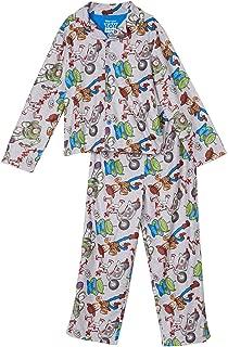 Pixar Boys' Toy Story 2-Piece Pajama Coat Set