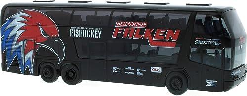 El nuevo outlet de marcas online. Rietze Rietze Rietze 61078Neoplan Skyliner Hochstetter Turismo Heilbronn Falken Modelo  a la venta