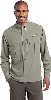eddie bauer long sleeve fishing shirt