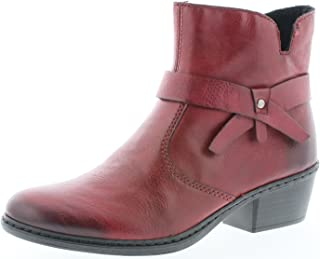 f5f31a6322 Suchergebnis auf Amazon.de für: rote stiefel - Rieker / Schuhe ...
