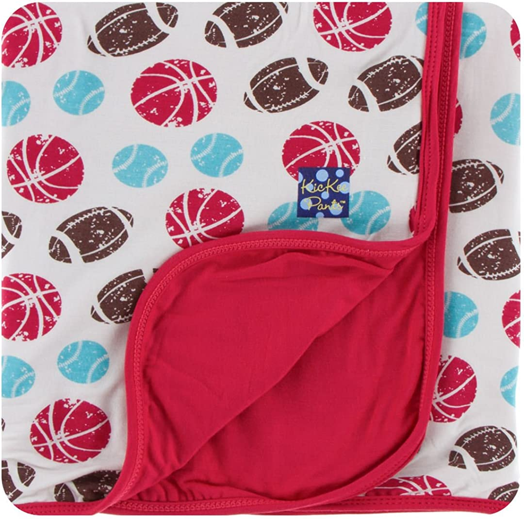 KicKee Max 48% OFF Pants Solid Stroller Houston Mall Blanket