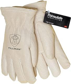 Gloves Pigskin Insulated Large, PR