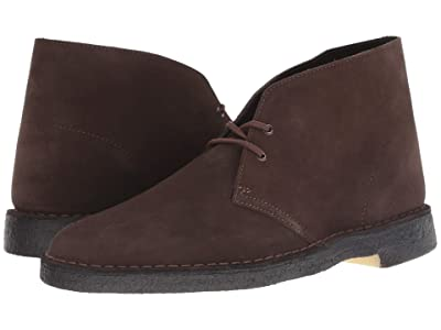 Clarks Desert Boot (Brown Suede 2) Men