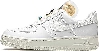 Amazon.com   Nike Air Force 1 Low Lx WMNS Bling Womens Cz8101 100 ...