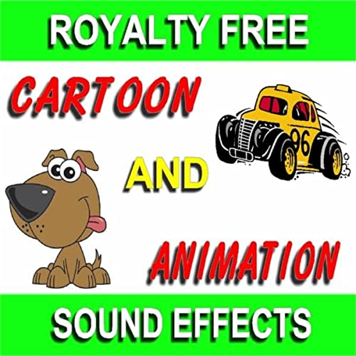 Cartoon And Animation Sound Effect 112 by Sound Effect Kings on
