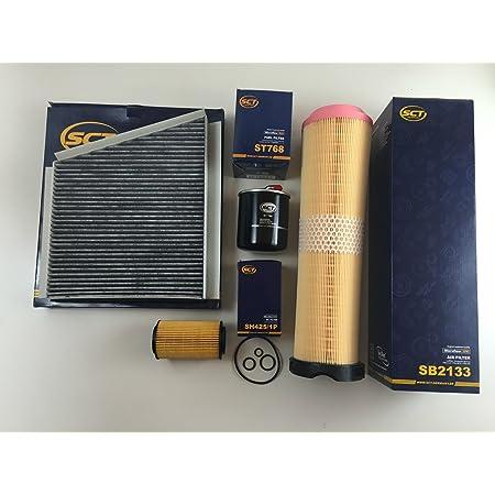Mann Filter Set Ölfilter Pollenfilte Luftfilter W211 S211 280 Cdi 320 Cdi Auto