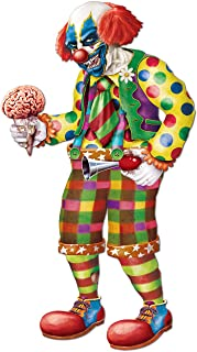 Best Beistle Jointed Zombie Clown, 5-Feet 6-Inch Review